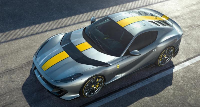 Deze Ferrari zonder naam mag jij niet kopen