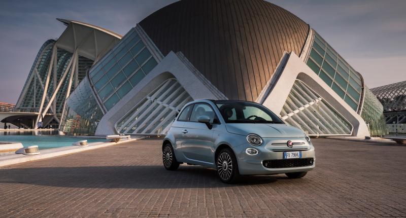 Eerste review: Fiat 500 Hybrid (2020)