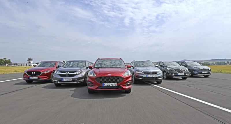 Mega SUV-test: waarom je voor de Skoda Karoq moet kiezen