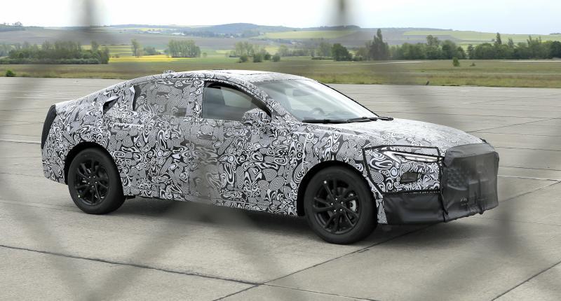 Huh?! Wordt de Ford Mondeo-opvolger toch weer een sedan?