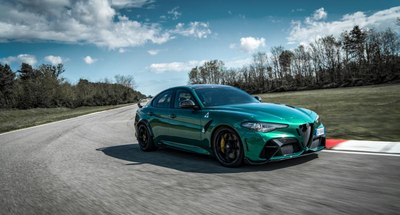 Voor de bpm op de Alfa Romeo Giulia GTA kun je een hele Giulia kopen