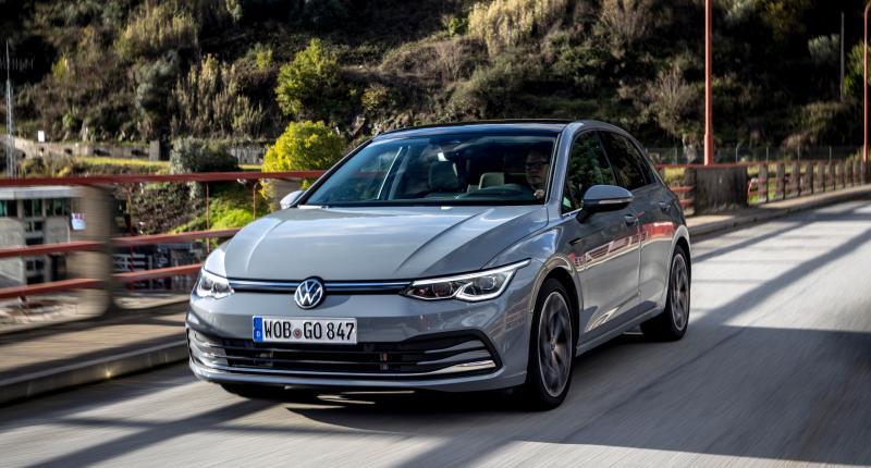 Eerste review Volkswagen Golf 8 (2020)