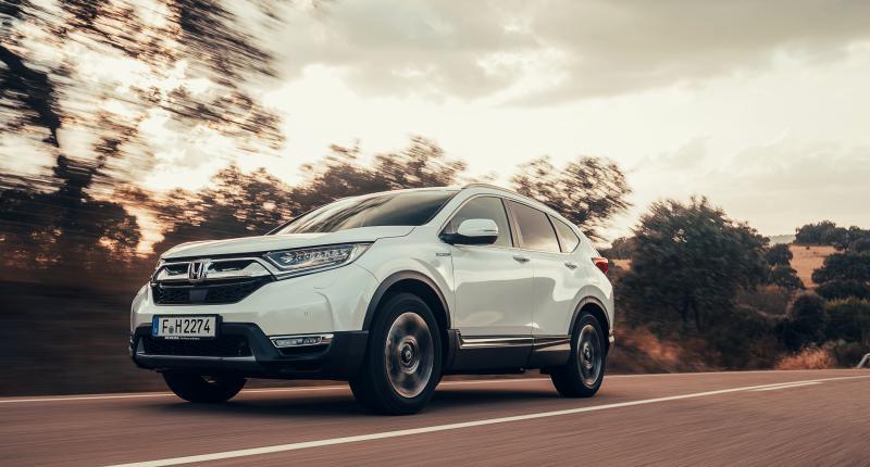Test Honda CR-V Hybrid: alternatieve energie