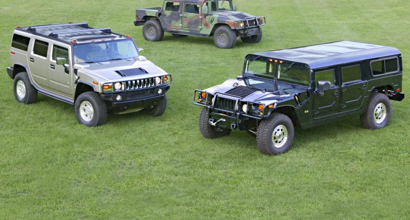 Hummer komt terug! Als elektromerk van General Motors