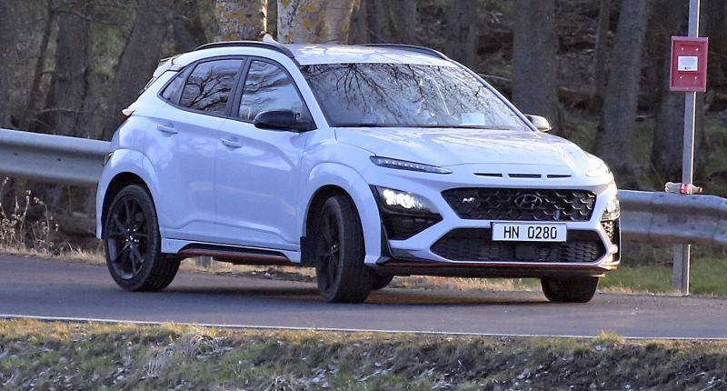 Sportieve Hyundai Kona N is de anti-Hyundai Kona Electric