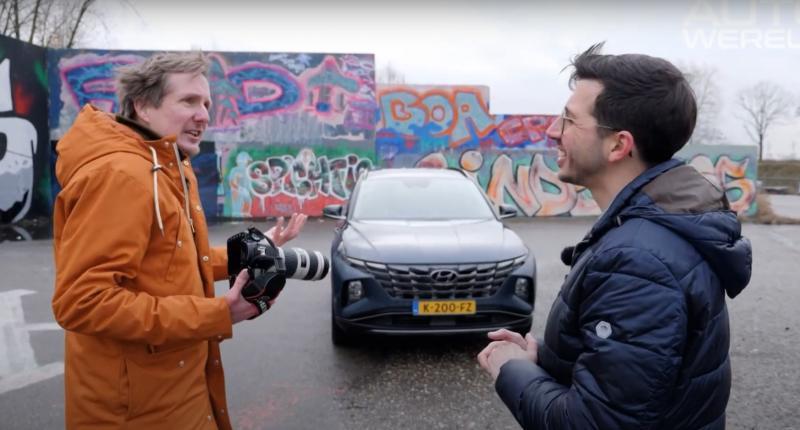 VIDEO - Nieuwe Hyundai Tucson (2021) getest met RTL Autowereld