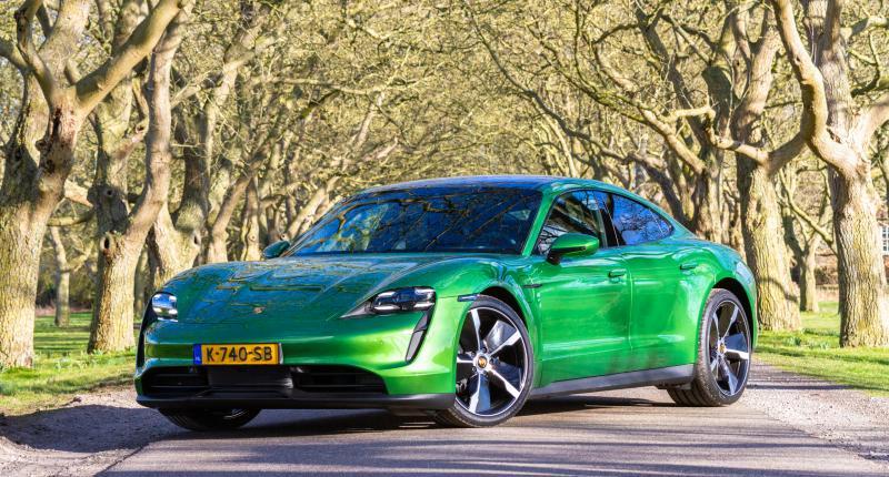 CBS: Elektrische auto's nog geen 2 procent van het Nederlandse wagenpark