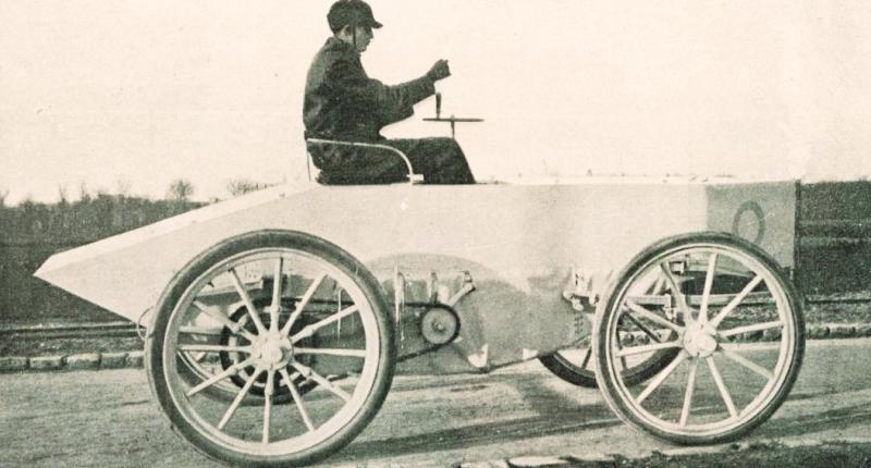 Wist je dat het allereerste snelheidsrecord met de auto op 63 km/h lag?