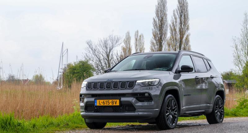 Eerste review: bij de Jeep Compass 4Xe plug-in hybrid zit de schoonheid nu ook vanbinnen
