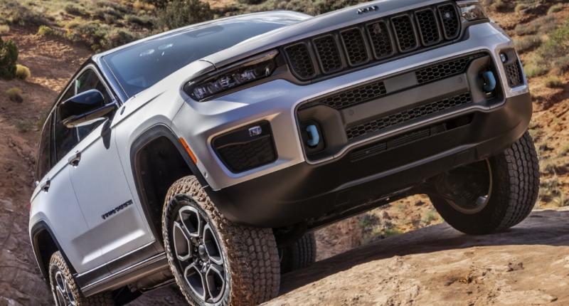 Nieuwe Jeep Grand Cherokee als plug-in hybride naar Nederland