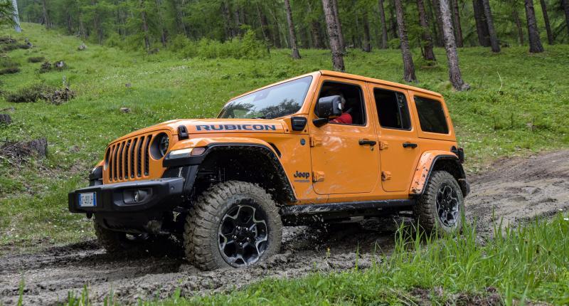 Eerste review: waarom je in de Jeep Wrangler Rubicon Unlimited 4xe de vogels hoort fluiten