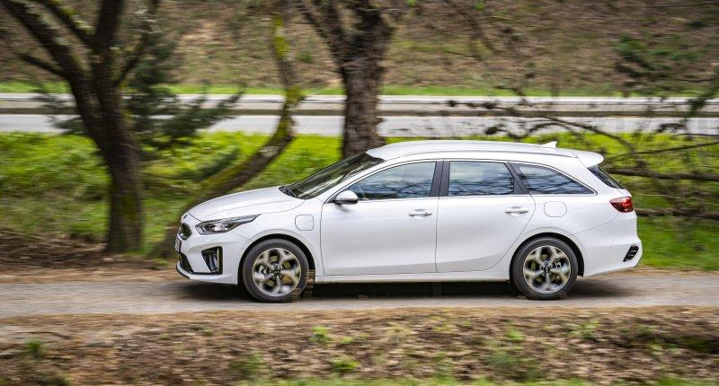 Eerste review: Kia Ceed SW PHEV