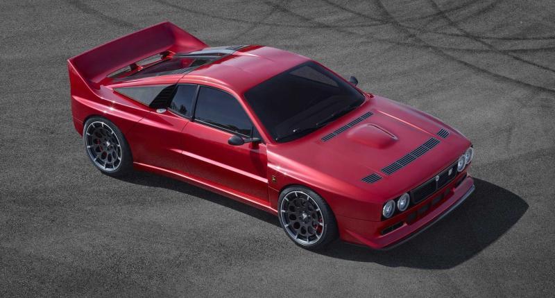 Kimera EVO37: De mooiste rally-Lancia ooit komt terug
