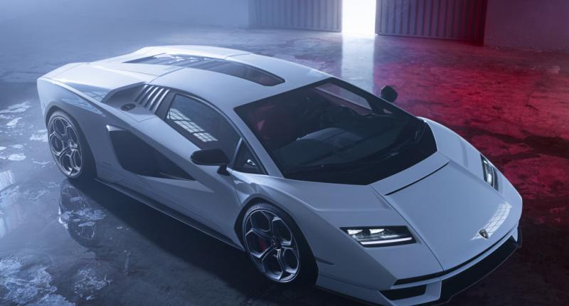 Het is officieel: de Lamborghini Countach is terug!