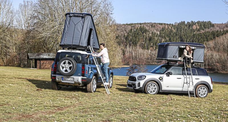 Op kampeervakantie met de auto? De voordelen en nadelen van een daktent