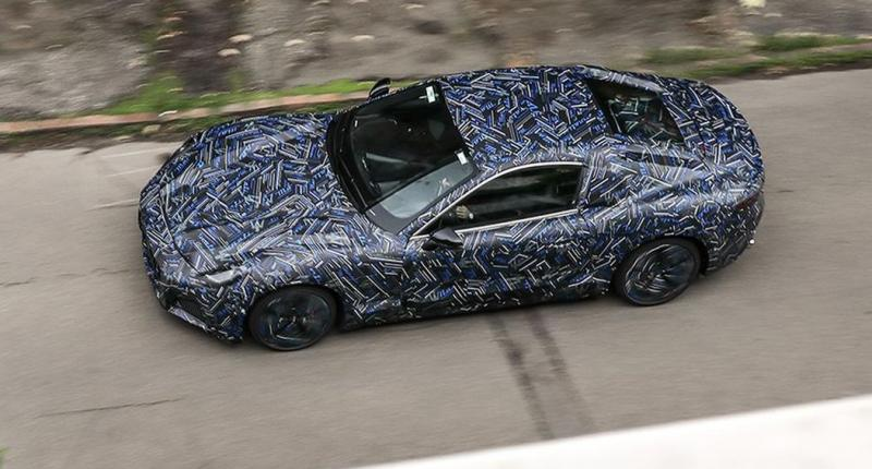 Dat de nieuwe Maserati GranTurismo elektrisch is, zie je aan z'n wielen