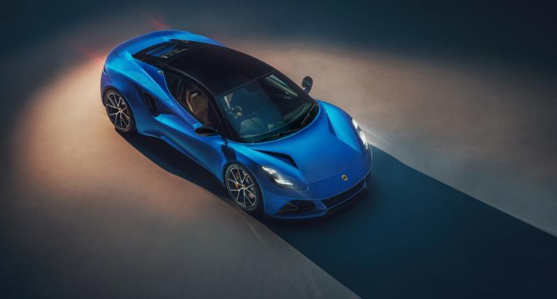 De nieuwe Lotus Emira: 6 dingen die je moet weten over deze Engelse sportwagen