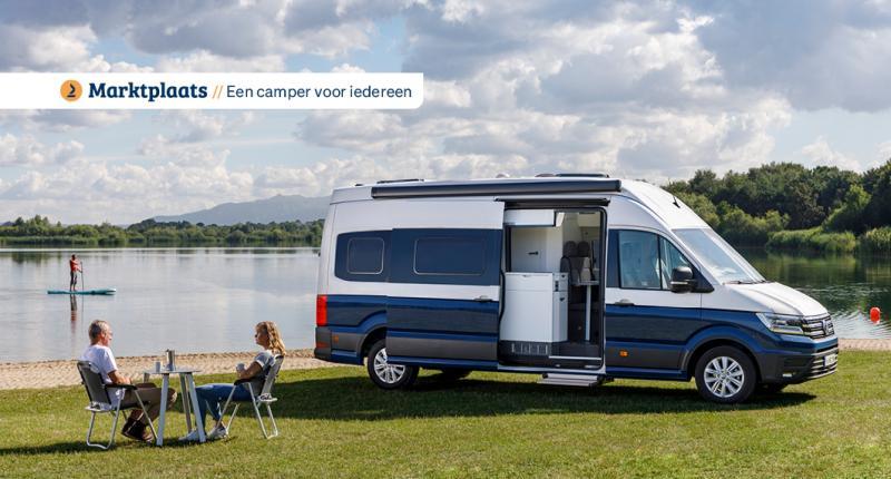 Marktplaats: kies jouw ideale tweedehands camper