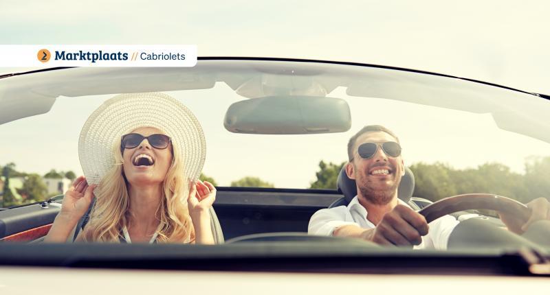 Marktplaats: 5 cabrio's om pijlsnel mee uit je dak te gaan of rustig te toeren