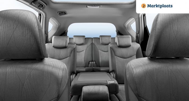 Op zoek naar een auto met zeven zitplaatsen? Deze 5 zijn ideaal voor het grote gezin