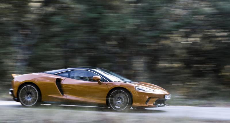 Test McLaren GT (2019) - Zijn we er nú al?