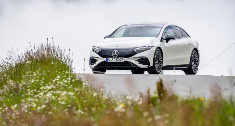 Mercedes-Benz EQS: wat gaat-ie kosten?