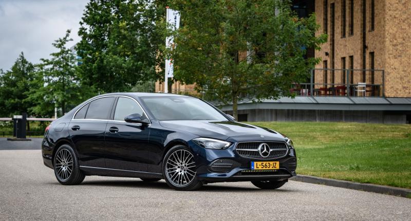 Eerste review Mercedes C-klasse: meer Mercedes heb je niet nodig