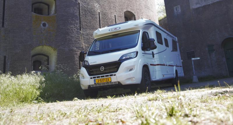 Vakantie test LMC Cruiser T732 G: wat zijn de voordelen en nadelen van een camper?