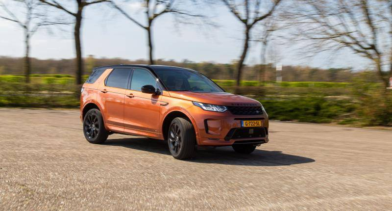 Eerste review: Land Rover Discovery Sport D240