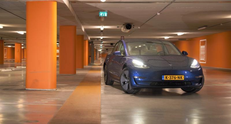 Vernieuwde Tesla Model 3 Long Range: actieradius gemeten bij 100 en 130 km/h