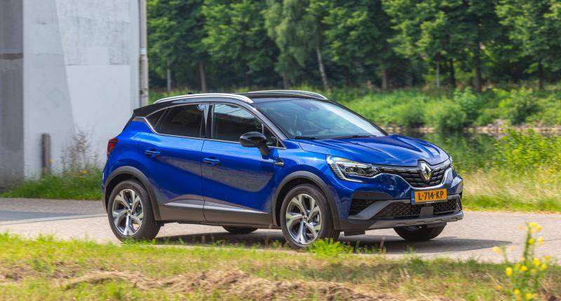 Eerste review: Renault Captur E-Tech Hybrid  is een zuinige twijfelkont