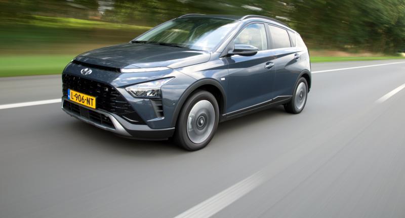 Eerste Review: Hyundai Bayon is een i20 in SUV-vermomming