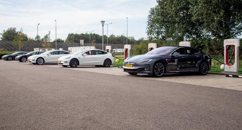 Test Tesla Model S Long Range (2019) - Zie jij jezelf al staan?