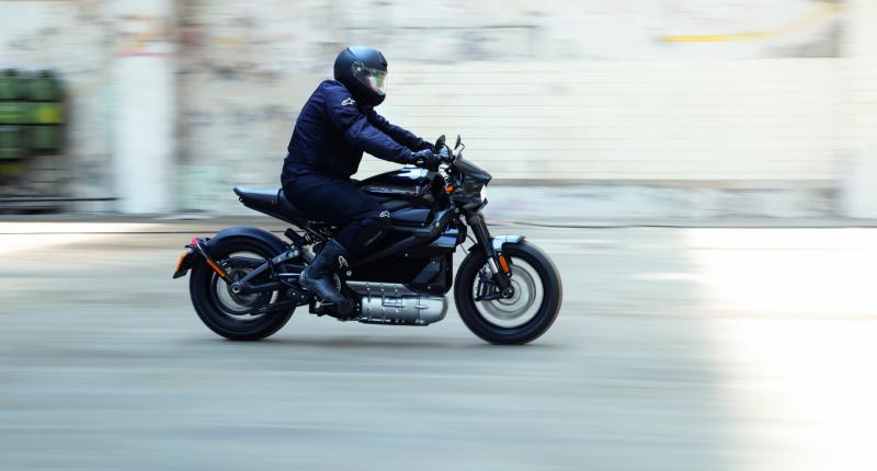 Motortest - Hoe bruikbaar is de elektrische Harley Davidson Livewire