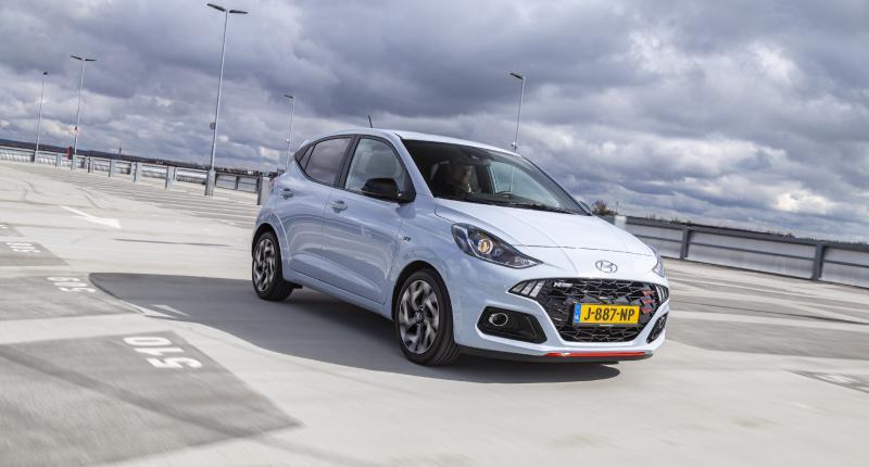 Review Hyundai i10: een goedkope auto onder de 15.000 euro, het kán