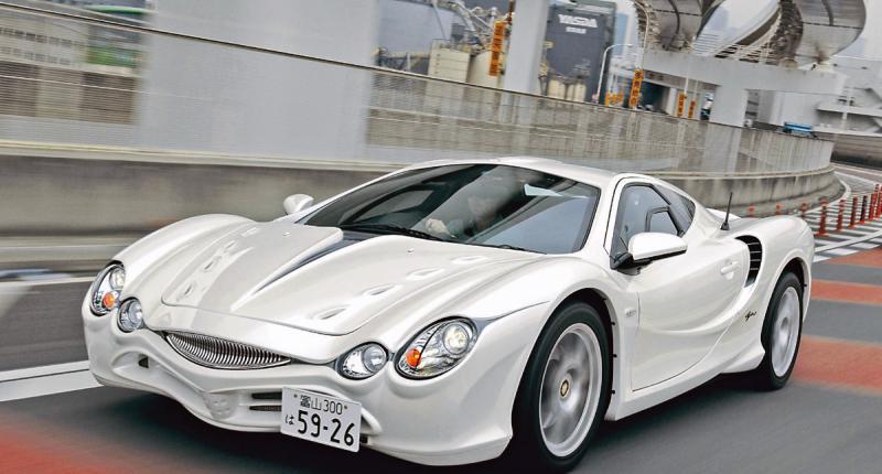 Van deze vijf supersportwagens heb jij nog nooit gehoord