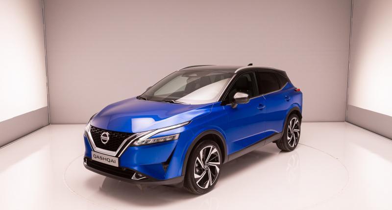 Nissan Qashqai (2021) prijs: vergelijking met de Seat Ateca, Renault Arkana en Peugeot 3008