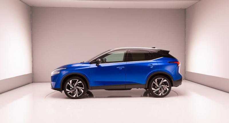 6 weetjes over de nieuwe Nissan Qashqai (2021): zelfs de ontwerper schreef 'Qashqai' verkeerd