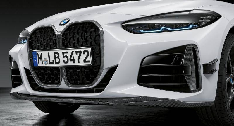 Waarom de hazentanden van de BMW 4-serie en BMW i4 historisch verantwoord zijn