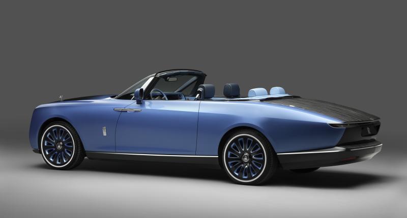 Zou je een vaarbewijs nodig hebben voor de Rolls-Royce Boat Tail?
