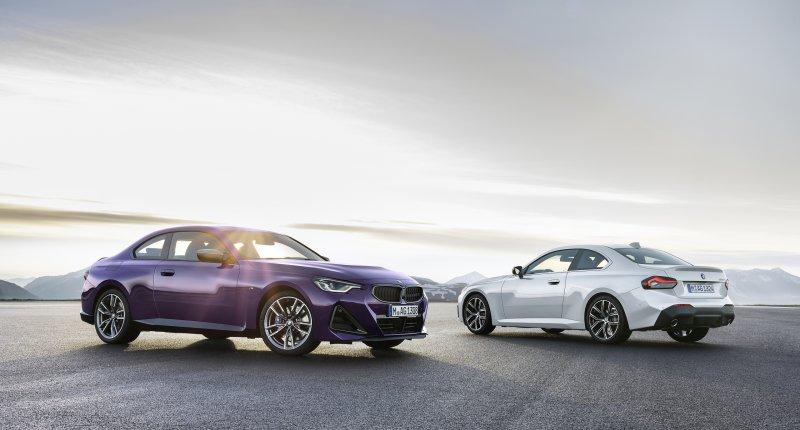 Zo steelt de nieuwe BMW 2-serie Coupé het hart van de diehard BMW-fans