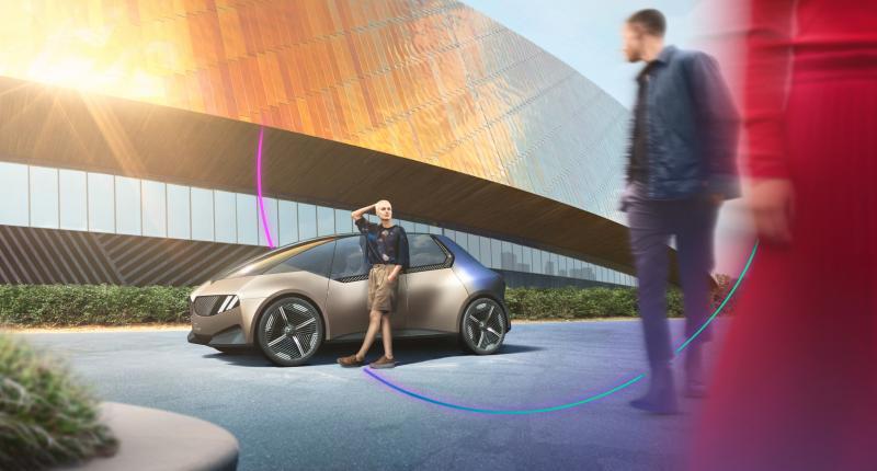 Als de BMW i Vision Circular toch eens de klok kon terugdraaien