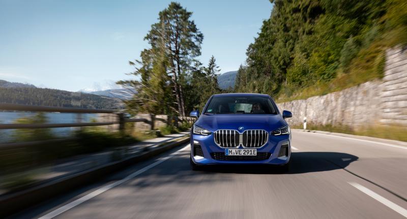 Nieuwe BMW 2-serie Active Tourer - voor huisvaders die überholprestige willen