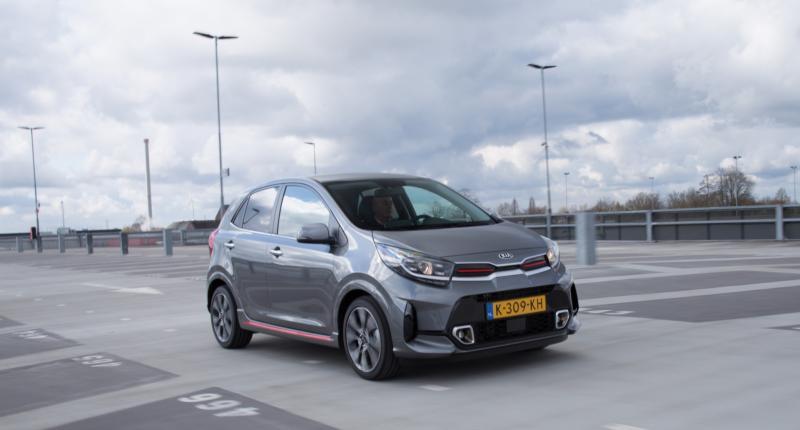 5 redenen waarom de Kia Picanto de bestverkochte stadsauto van Nederland is