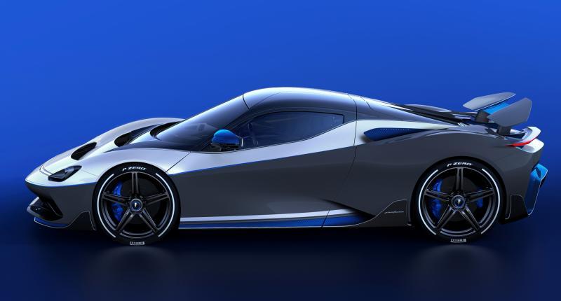 'Actiemodelletje' van Pininfarina Battista kost 2,6 miljoen euro