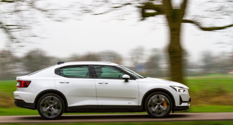 Test met de Polestar 2  … door de winnaar van de Auto Review-lezersactie
