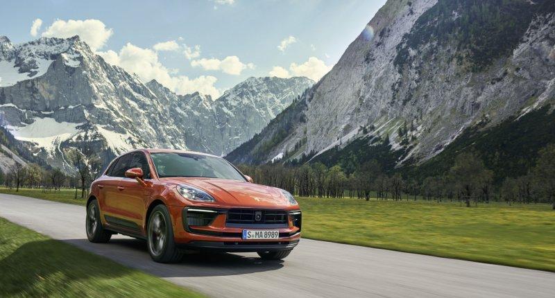 Vernieuwde Porsche Macan 10.000 euro duurder