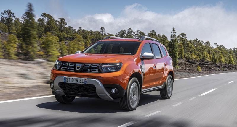 We missen iets op de gefacelifte Dacia Duster ... [UPDATE: prijzen bekend]