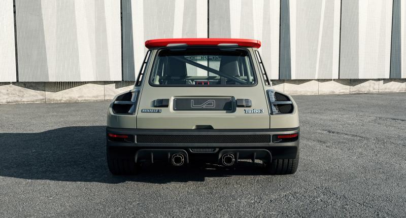 Nieuwe Renault 5 Turbo 3 maakt schoudervulling weer cool