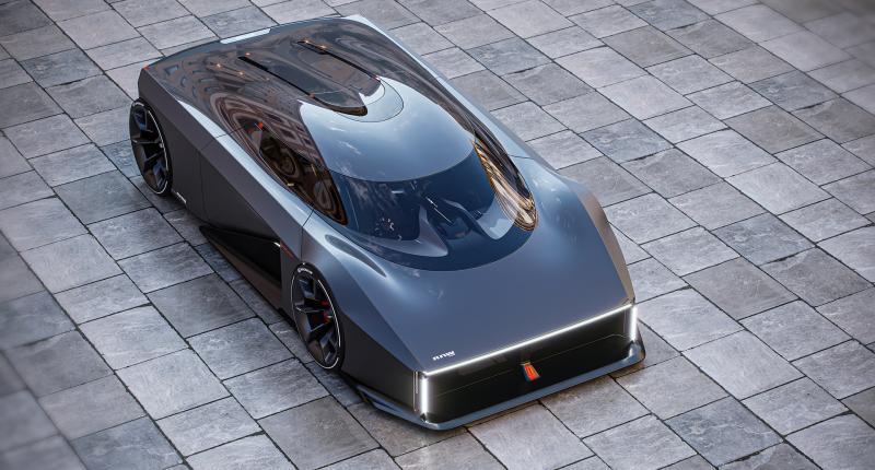 Wat is dít?! RAW by Koenigsegg weegt 700 kg en heeft 700 pk